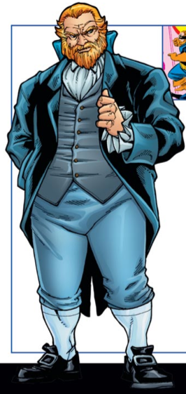 Harold Leland (Earth-616)