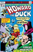 Howard the Duck Vol 1 27