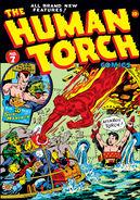 Human Torch Vol 1 7