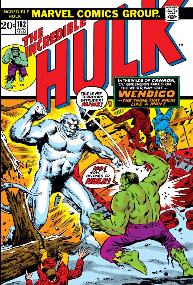 Incredible Hulk Vol 1 162
