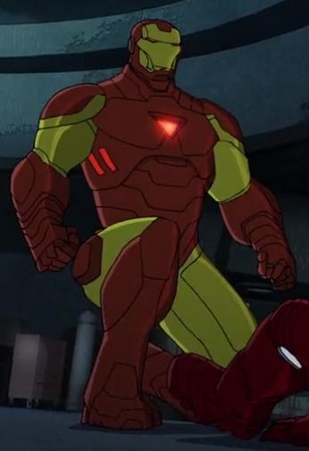 Iron Man Armor MK VI (Earth-12041)/Gallery
