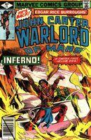 John Carter Warlord of Mars Vol 1 25