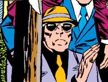 John Sammartinez (Earth-616)