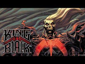 KING IN BLACK -1 Trailer - Marvel Comics