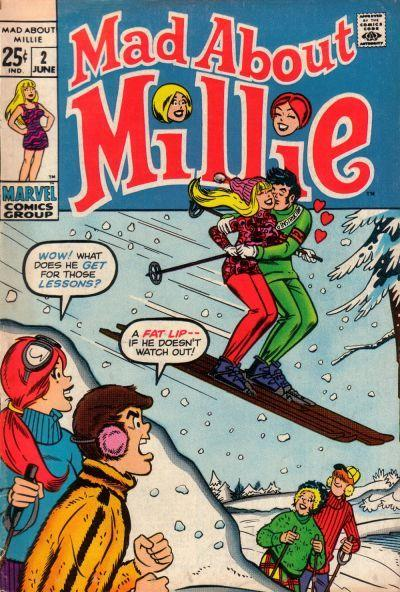 Mad About Millie Vol 1 2