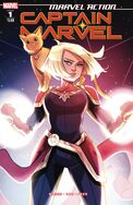 Marvel Action Captain Marvel Vol 1 1