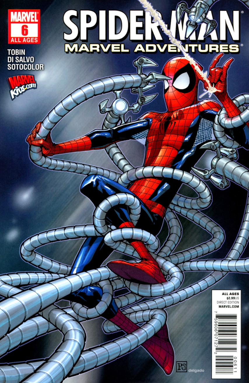 Marvel Adventures: Spider-Man Vol 2 6
