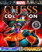 Marvel Chess Collection Special Vol 1 Star-Lord and Thanos
