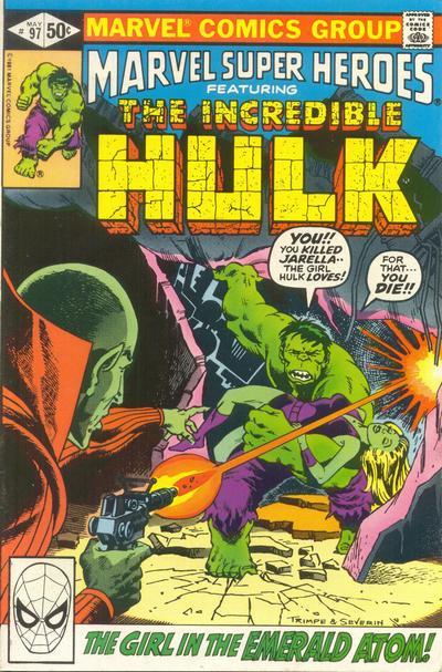 Marvel Super-Heroes Vol 1 97