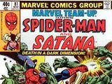 Marvel Team-Up Vol 1 81