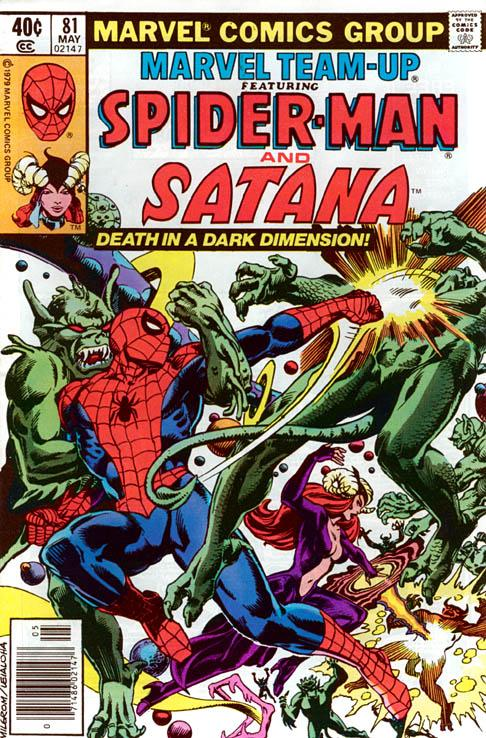 Marvel Team-Up Vol 1 81