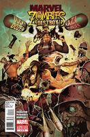 Marvel Zombies Destroy! Vol 1 1