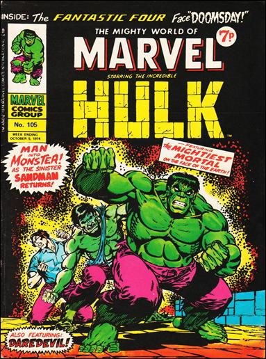 Mighty World of Marvel Vol 1 105