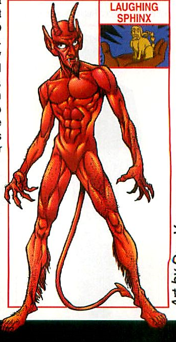 Modebl (Earth-616)