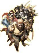 New Avengers Vol 1 37 Textless