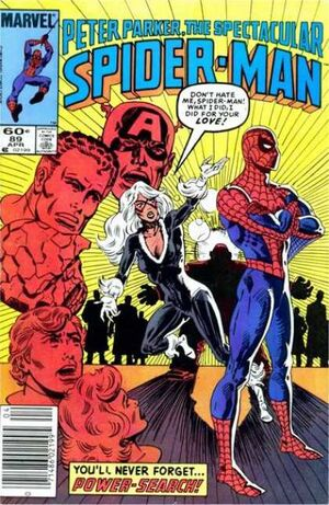 Peter Parker, The Spectacular Spider-Man Vol 1 89.jpg