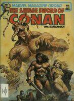 Savage Sword of Conan Vol 1 70