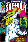 Sensational She-Hulk Vol 1 7