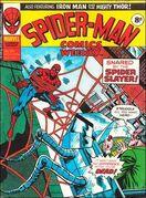 Spider-Man Comics Weekly Vol 1 151