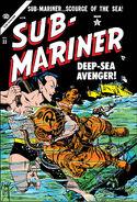 Sub-Mariner Comics Vol 1 33