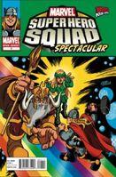 Super Hero Squad Spectacular Vol 1 1