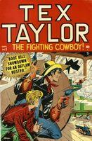 Tex Taylor Vol 1 1