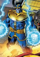 Thanos (Earth-616) from Avengers Assemble Vol 2 4 001