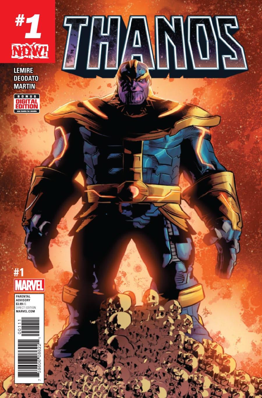 Thanos Vol 2 1