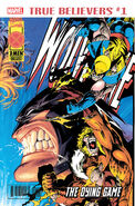 True Believers Wolverine - The Dying Game Vol 1 1