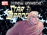 Untold Tales of the New Universe: Star Brand Vol 1 1