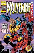Wolverine Annual Vol 1 1999