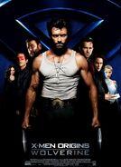 X-Men Origins Wolverine (film) poster 0004