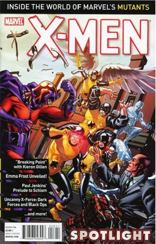 X-Men Spotlight Vol 1