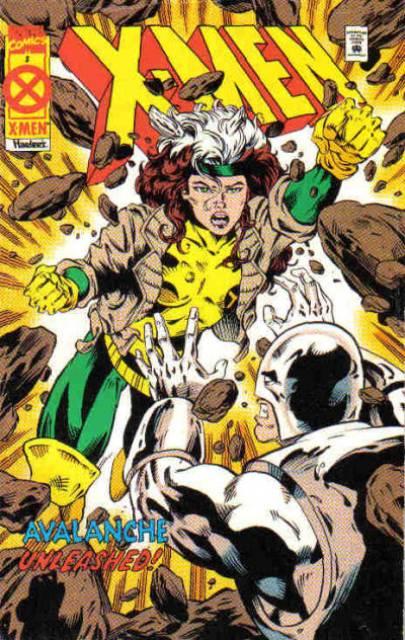 X-Men: Time Gliders Vol 1 3