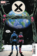 X-Men Vol 5 1 Second Printing Variant
