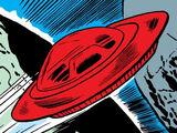 Xantha Saucer (Fantastic Four)