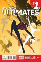 All-New Ultimates Vol 1 1