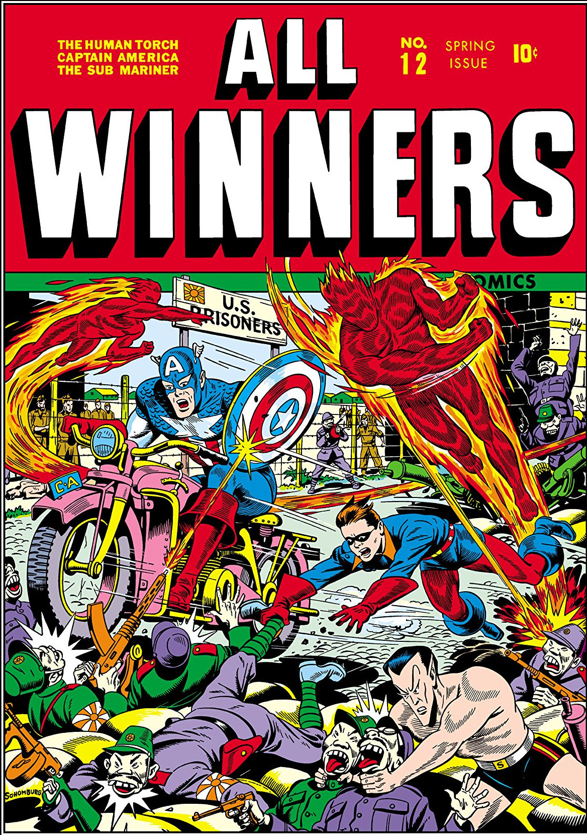 All Winners Comics Vol 1 12