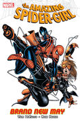 Amazing Spider-Girl TPB Vol 1 4 Brand New May