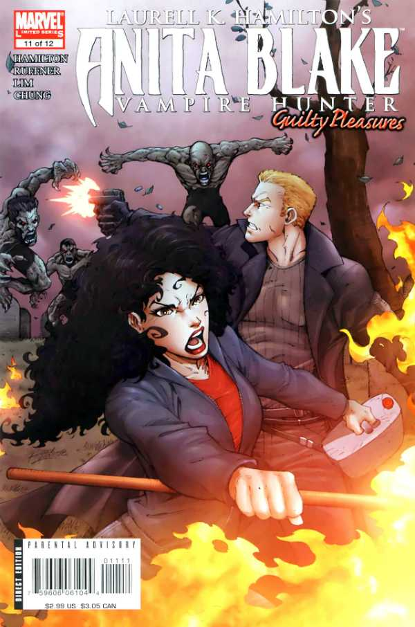 Anita Blake: Vampire Hunter - Guilty Pleasures Vol 1 11