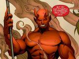 Satan (Unidentified) (Earth-616)