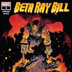 Beta Ray Bill Vol 1 4