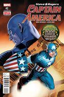 Captain America Steve Rogers Vol 1 2