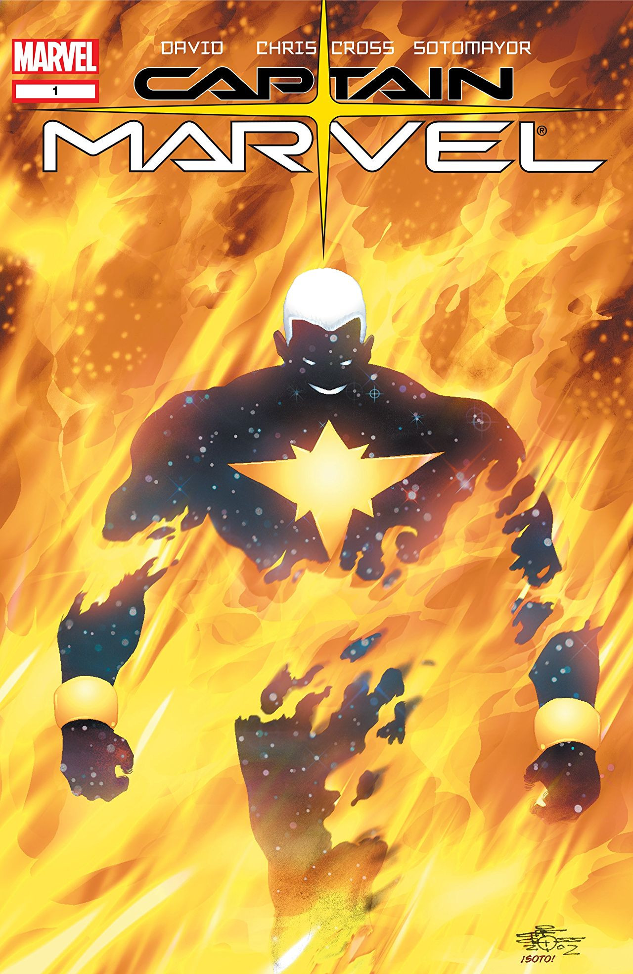Captain Marvel Vol 5