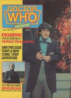 Doctor Who Monthly Vol 1 78