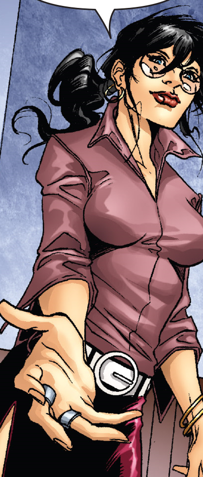 Elizabeth Benning (Earth-616)