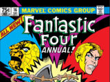 Fantastic Four Annual Vol 1 16