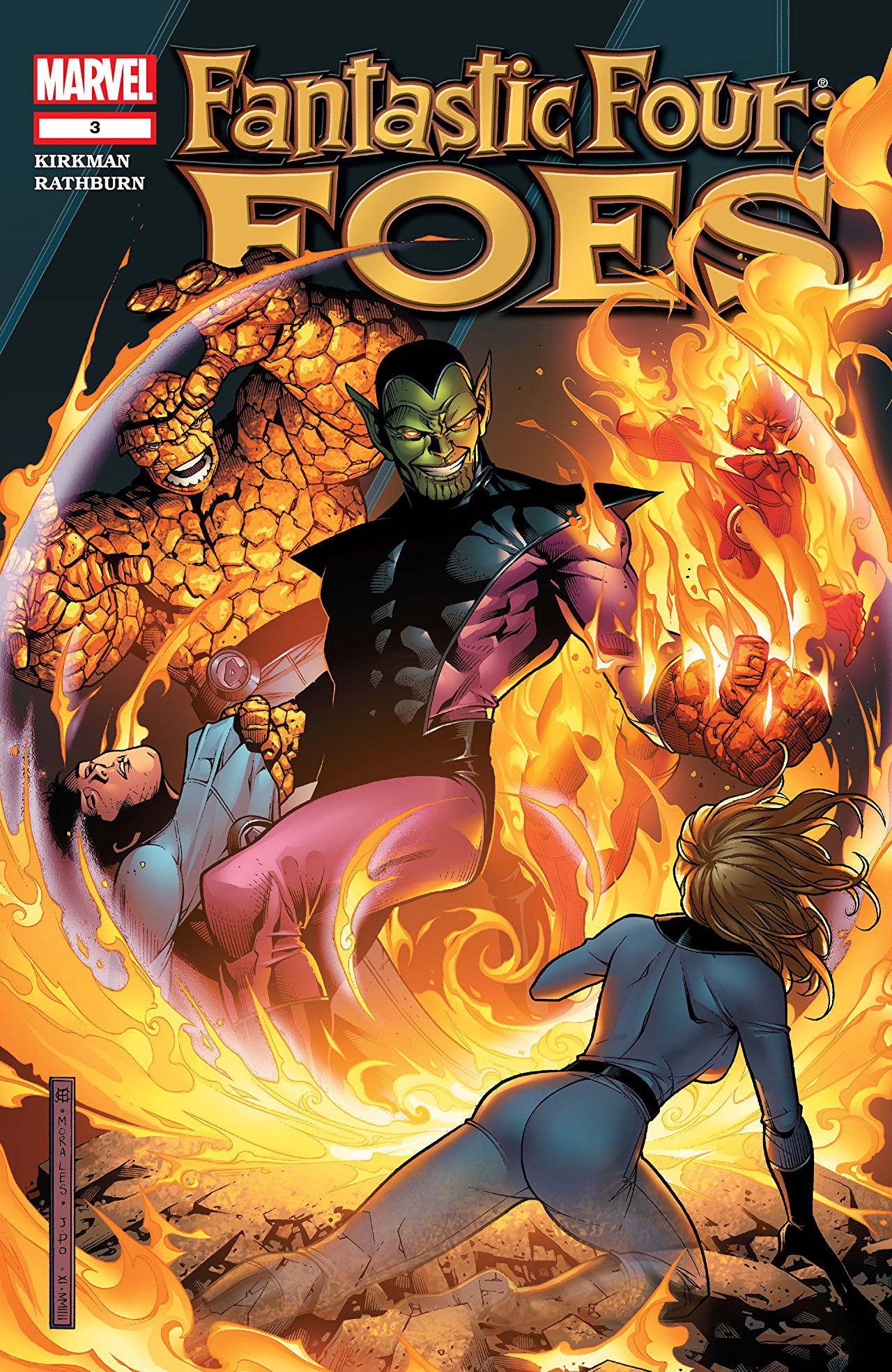 Fantastic Four: Foes Vol 1 3