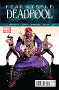 Fear Itself Deadpool Vol 1 2