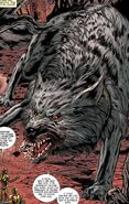 Fenris Wolf (Earth-616) from Warriors Three Vol 1 1 0001